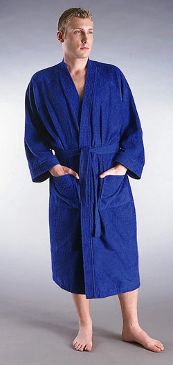 Atlantis Bathrobe for Men