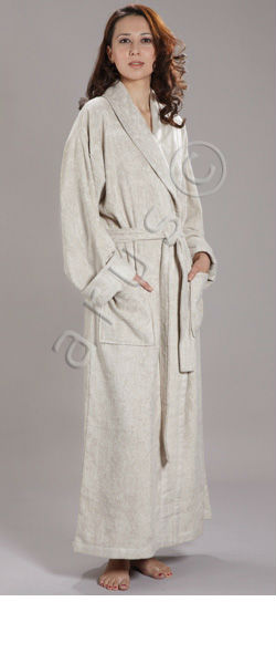 d7c777913b Bamboo Full Length Bathrobe for men and for women